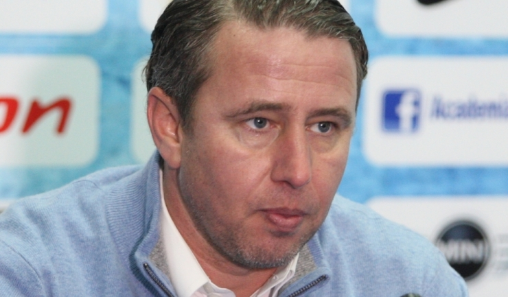 Laurenţiu Reghecampf vrea repetată această victorie şi în meciul din campionat