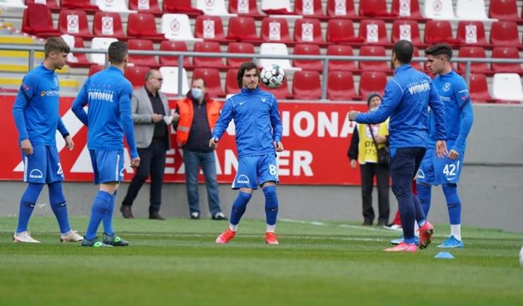 Foto: facebook, FC Viitorul Constanţa