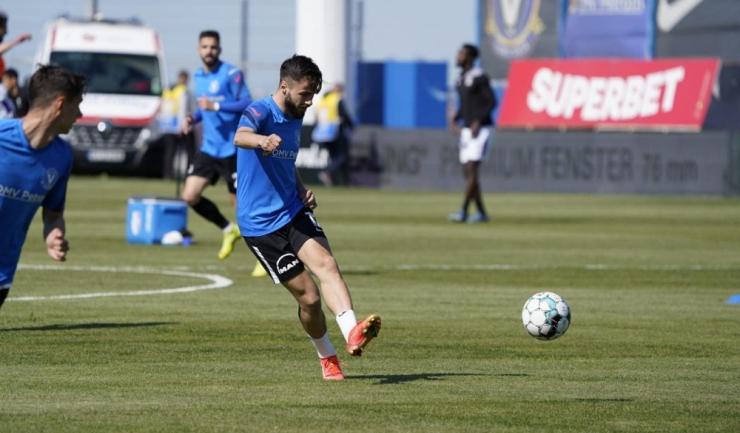 Foto: FC Viitorul Constanţa