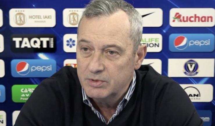 Mircea Rednic, antrenorulFC Viitorul Constanța