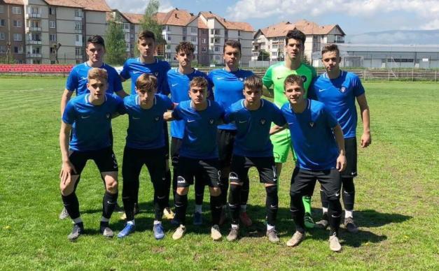 FC Viitorul U17 (sursa foto: academiahagi.ro)