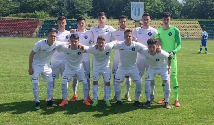 FC Viitorul U19 va lupta pentru prezenţa în UEFA Champions League U19 (sursa foto: academiahagi.ro)