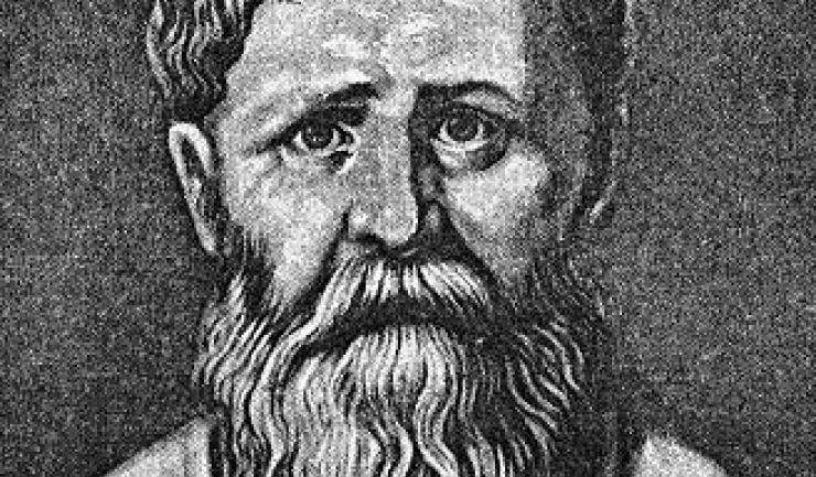 Augustin de Hipona (Fericitul Augustin la ortodocși, Sfântul Augustin la catolici, n. 13 noiembrie 354, Thagaste, Numidia - d. 28 august 430, Hippo Regius, pe teritoriul Algeriei de azi), episcop, filozof, teolog și doctor al Bisericii