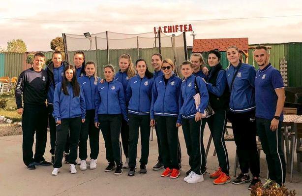 Voleibalistele de la CS Medgidia au obţinut victorii pe linie în Divizia A2, Seria Est (sursa foto: Clubul Sportiv Medgidia)
