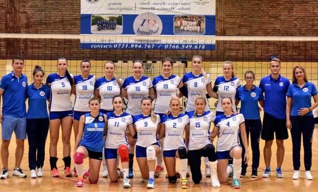 CS Medgidia se numără printre candidatele la promovarea în Divizia A1 (sursa foto: Facebook Clubul Sportiv Medgidia)