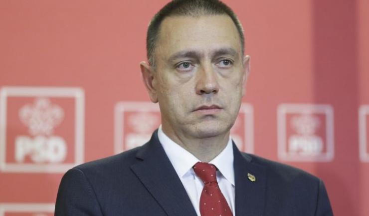 Mihai Fifor, favorit să rămână la MAI și după încheierea interimatului