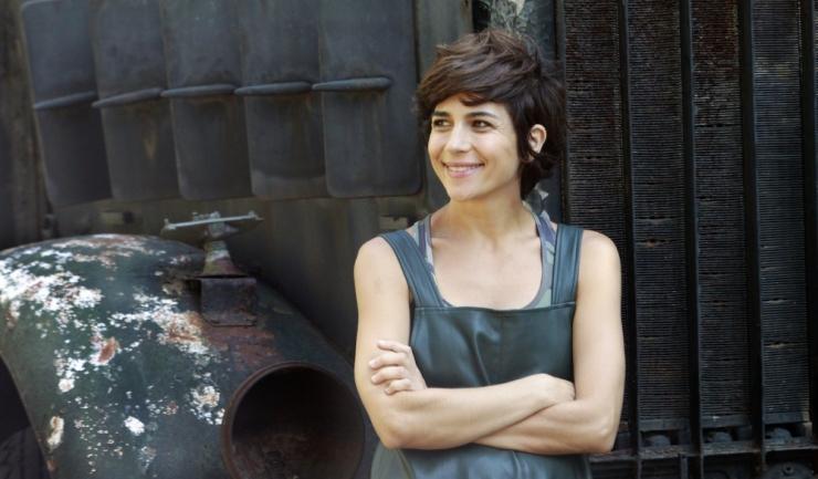 Ioana Iacob, actrița principală - sursa foto: Silviu Gheţie