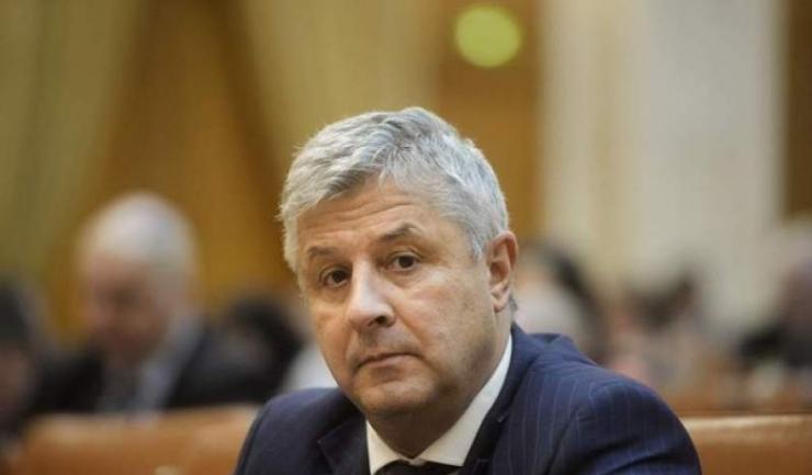 Vicepreședintele Camerei, Florin Iordache: