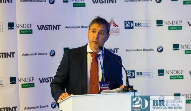 """Alejandro Hajdenberg (FMI): """"Deficitul României a crescut când economia era pe plus, adică invers față de cum te-ai aștepta"""""""