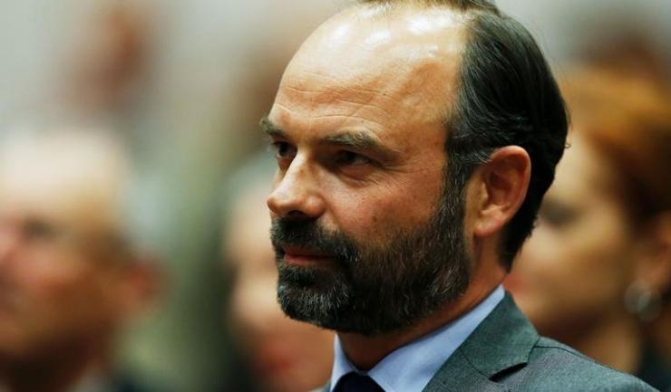 Prim-ministrul Edouard Philippe: