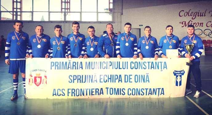 Sursa foto: facebook Frontiera TOMIS Constanta