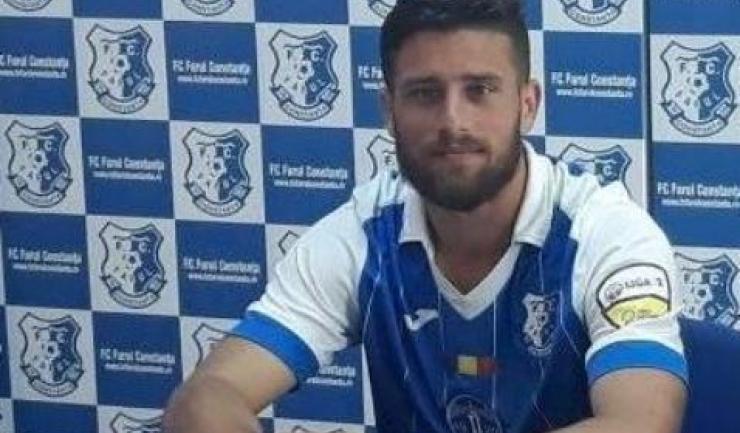 Marius Fotescu, fostul jucător de la SSC Farul, a marcat un eurogol la Piteşti