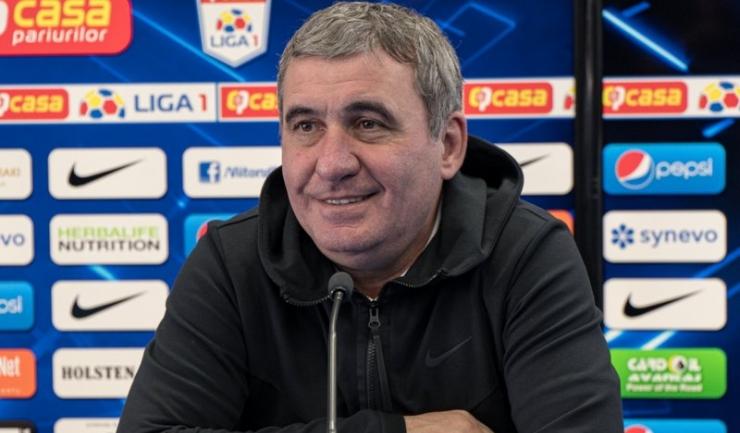 """Gheorghe Hagi, manager tehnic Viitorul: """"Să facem meciuri foarte bune şi să luăm punctele care să ne ducă acolo unde ne dorim cu toţii"""""""