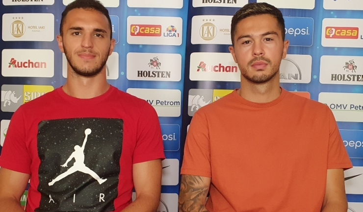 Virgil Ghiţă şi Gabriel Iancu vor să zâmbească şi la finalul partidei de la Voluntari