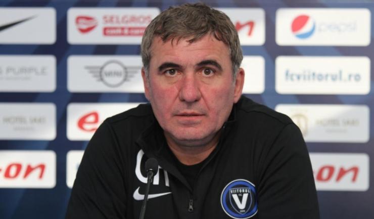 """Gheorghe Hagi, manager tehnic FC Viitorul: """"Nu este un moment bun, trebuie să recunoaştem"""""""
