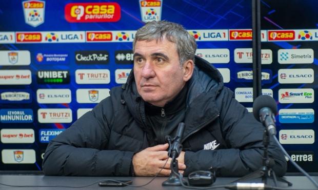"""Gheorghe Hagi, manager tehnic FC Viitorul: """"Eu mă simt mândru că am jucat pentru România"""""""