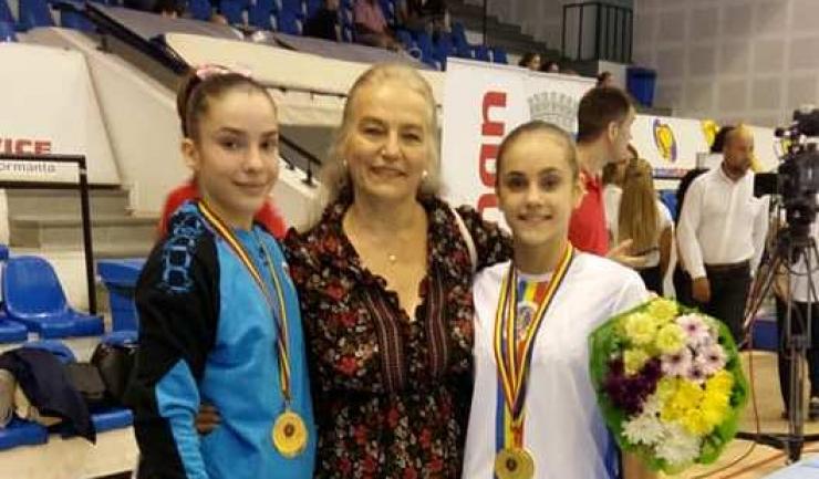 Silviana Sfiringu, Clemenţa Garabet şi Ioana Stănciulescu (sursa foto: Facebook Clementa Garabet)