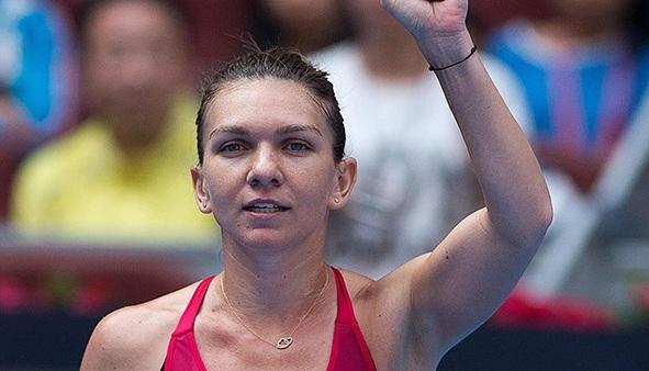 Simona Halep s-a retras din turneul de la Toronto din cauza unei accidentări