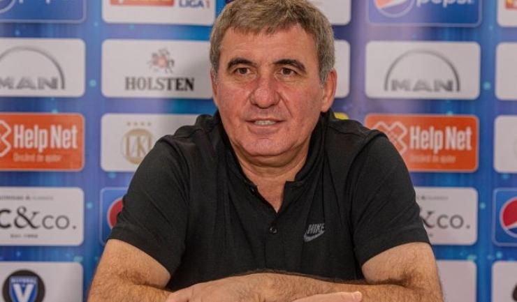 """Gheorghe Hagi, manager tehnic Viitorul : """"Orice tânăr are nevoie de susținere"""""""