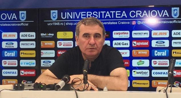 """Gheorghe Hagi: """"Avem un singur obiectiv, câştigarea cupei"""""""