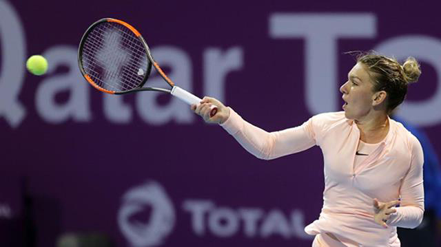 Simona Halep nu a pierdut niciun set la Qatar Open