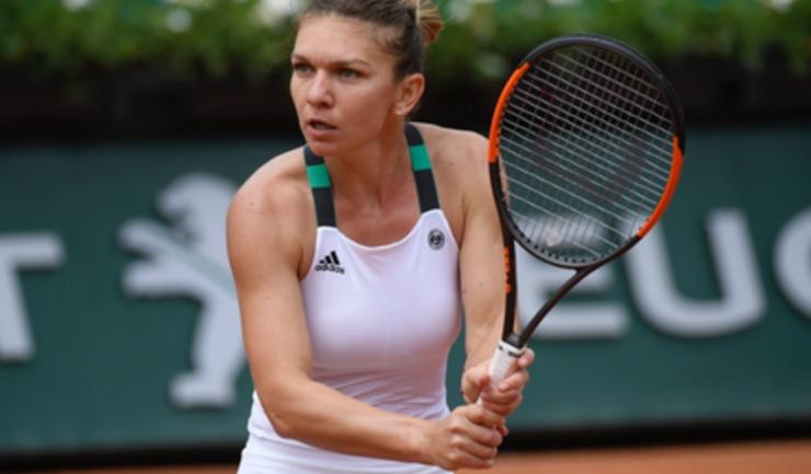 Simona Halep va juca din nou cu trofeul pe masă la Paris