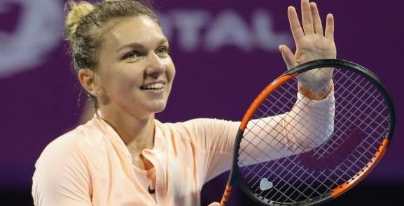 Simona Halep a revenit în duelul cu Ekaterina Alexandrova după ce a cedat primul set
