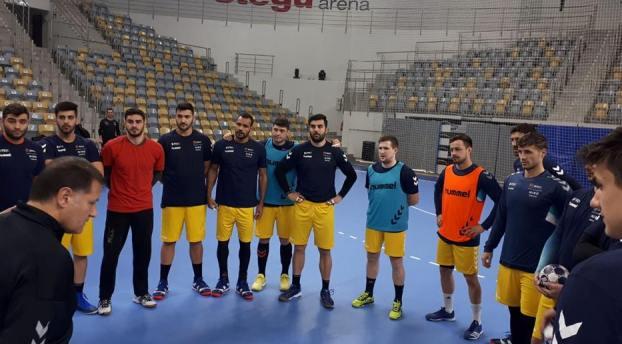 Sursa foto: Facebook FRH - Federația Română de Handbal