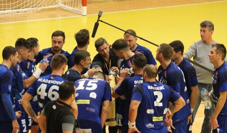 Handbaliștii constănțeni sunt deciși să facă pasul în turul următor al Cupei EHF