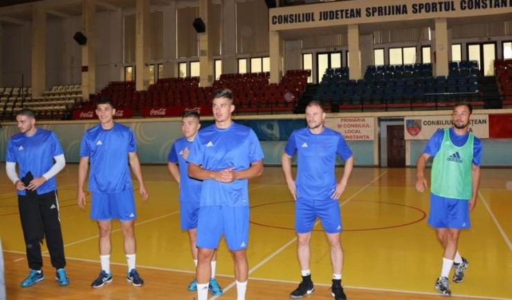 Joi, 17 august, Handbal Club Dobrogea Sud Constanța îşi va prezenta lotul la Sala Sporturilor