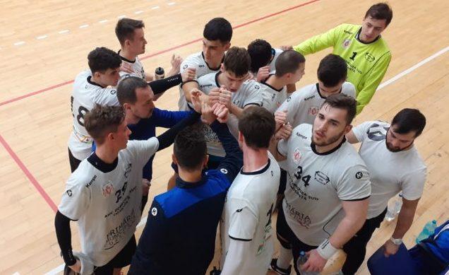 HC Dobrogea Sud II Constanţa va întâlni ultima clasată (sursa foto: www.hcdobrogeasud.ro)