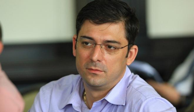 Președintele Consiliului Județean Constanța, Horia Țuțuianu, este inițiatorul a 16 proiecte dintre cele 19 aflate pe ordinea de zi