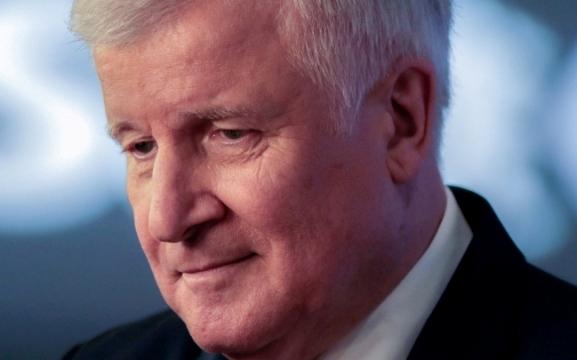 Ministrul german de Interne Horst Seehofer