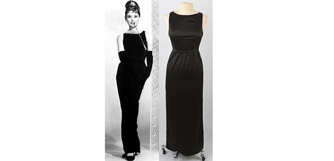 Rochia neagră din filmul