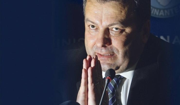 Fostul ministru de Finanțe, Gheorghe Ialomițianu