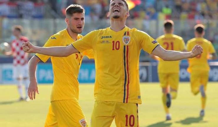 Sursa foto: Facebook Echipa naţională de fotbal a României