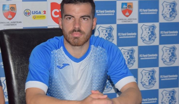 """Mihailo Mitrov: """"Trebuie să tratăm meciul foarte serios"""""""