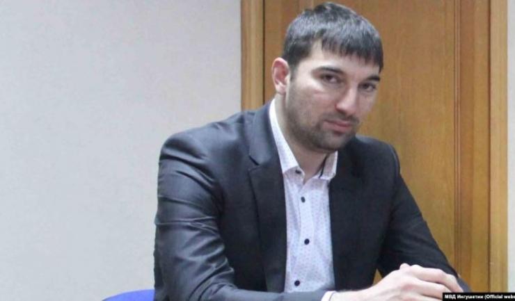 Ibragim Eldzharkiev
