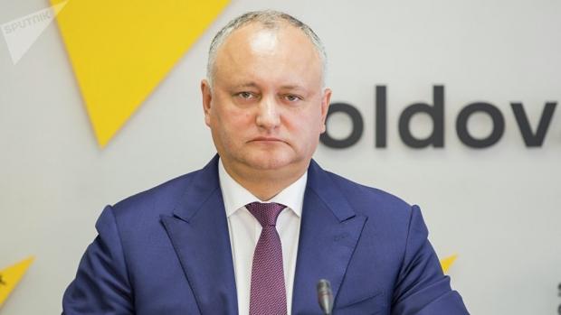 Președintele suspendat Igor Dodon şi-a petrecut noaptea în Ambasada Federaţiei Ruse