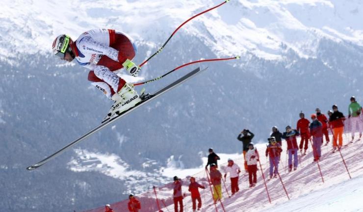 Beat Feuz a cucerit duminică, la St. Moritz, primul său titlu mondial din carieră