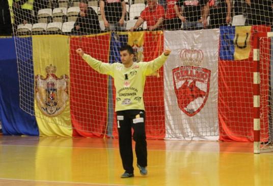 Portarul macedonean Nikola Mitrevski, de la HC Dobrogea Sud, va juca la turneul final