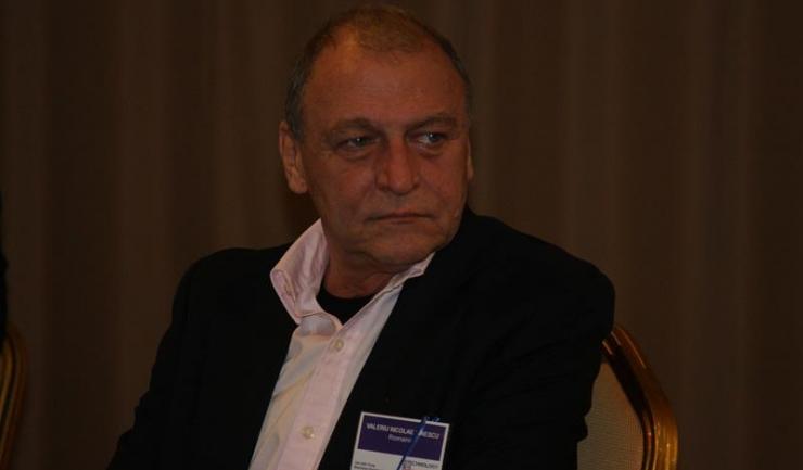 Directorul general al CN APMC, Valeriu Nicolae Ionescu