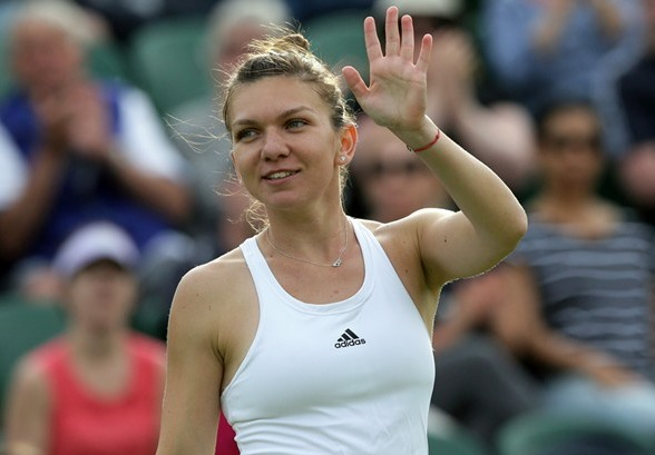 Simona Halep a ajuns în turul al treilea la Wimbledon