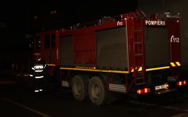 Incendiu urmat de scandal în Constanța!