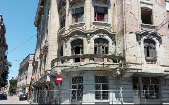 Reabilitarea clădirii de patrimoniu de pe str. N. Titulescu, nr. 13 ar fi cu adevărat un important câștig pentru orașul Constanța și pentru centrul său istoric.