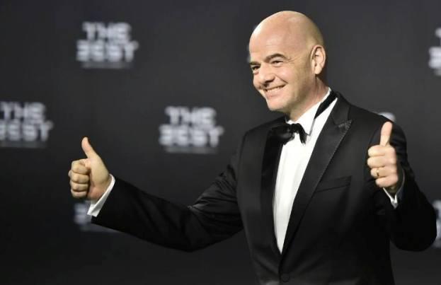 """Gianni Infantino, preşedintele FIFA: """"Pentru prima dată, nu fotbalul este cel mai important"""" (sursa foto: www.uefa.com)"""