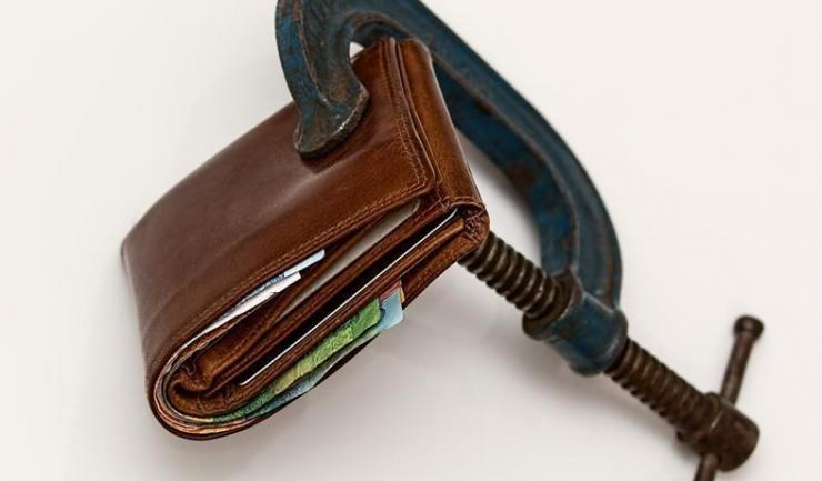 Inflația din România a negat majorările salariale din mai multe sectoare ale economiei