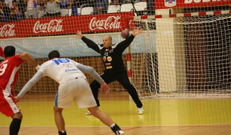 Portarul Dane Sijan a avut 22 de intervenţii salvatoare la Focşani, însă nu a putut împiedica înfrângerea echipei constănţene