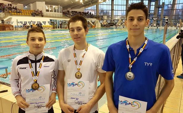 Alexandru Preda, Atila Abibula şi Sebastian Tulea