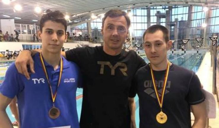 Sebastian Tulea, Răzvan Florea şi Atila Abibula (sursa foto: Facebook)